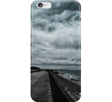 Rossall, Lancashire iPhone Case/Skin