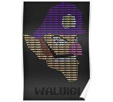 Wah - Waluigi Poster