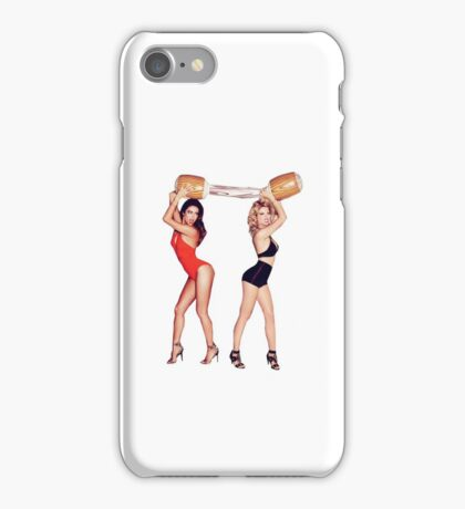 ashley benson & shay mitchell. iPhone Case/Skin