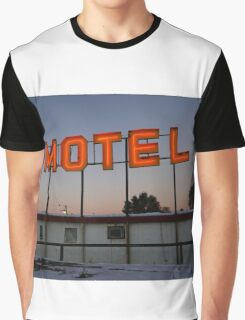 MOTEL Graphic T-Shirt