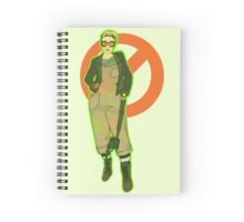 Who you gonna call? Spiral Notebook