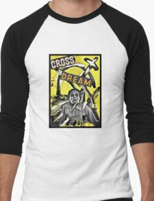 Cross Dream Men's Baseball ¾ T-Shirt