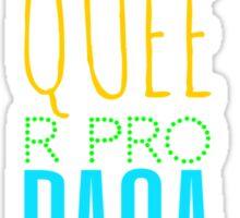 Radical Queer Propaganda Sticker