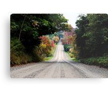 The Road of Dreams Metal Print
