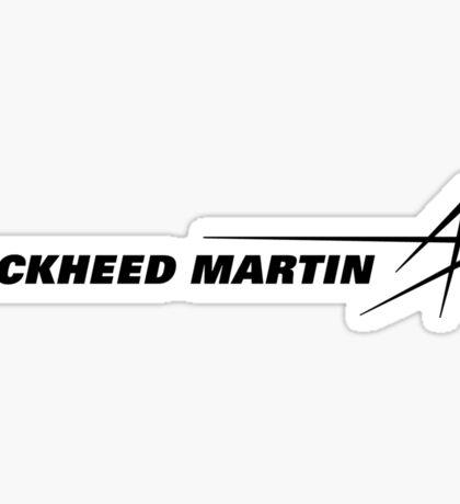 Lockheed Martin Sticker