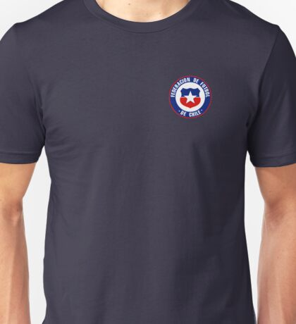 Chile Footbal  Unisex T-Shirt