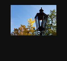 One Fine Autumn Day With an Antique Gas Lantern Unisex T-Shirt