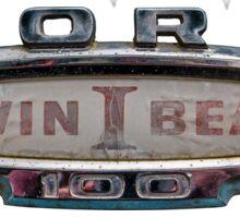 Vintage Ford Truck Sign Sticker