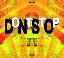 DontStop by Vincent J. Newman