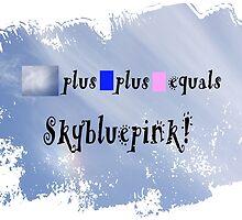 Skybluepink by CarolM