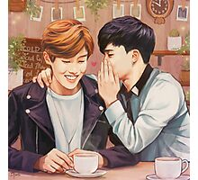 JiHope Commission  Photographic Print