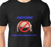 """#NEVERTRUMP"" Unisex T-Shirt"