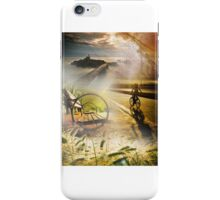 Riding Into the Sunset iPhone Case/Skin