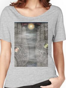 Being Centered Women's Relaxed Fit T-Shirt