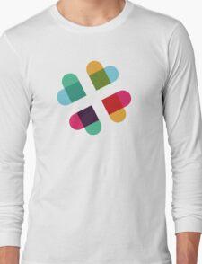 #Slack in Love Long Sleeve T-Shirt