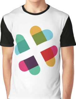 #Slack in Love Graphic T-Shirt