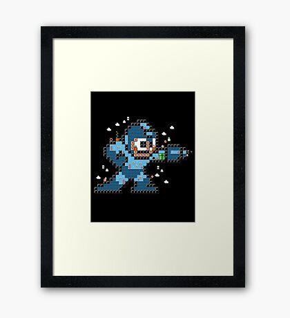 Super Mega Maker Framed Print
