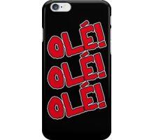OLÉ iPhone Case/Skin