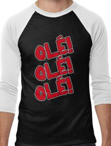 OLÉ Men's Baseball ¾ T-Shirt