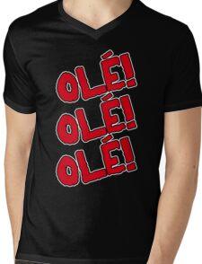 OLÉ Mens V-Neck T-Shirt