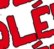 OLÉ Sticker