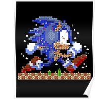 Super Sonic Maker Poster