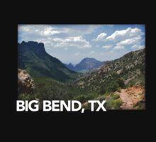 Big Bend Landscape 1 One Piece - Short Sleeve