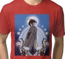 Bloodborne - Valkyrem of the Moonlit Sky Tri-blend T-Shirt