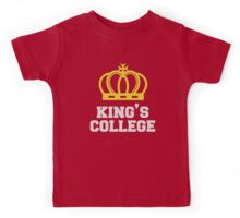 King's College Kids Tee