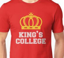 King's College Unisex T-Shirt