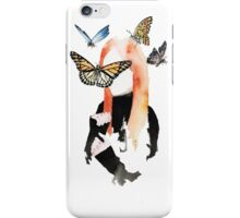 She is sensitive, but strong. iPhone Case/Skin