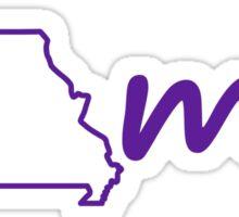 This is Home - Missouri Sticker