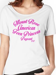 Mount Rose American Teen Princess Pageant 99' Women's Relaxed Fit T-Shirt