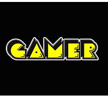 Gamer 2.  Photographic Print
