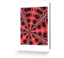 Fracture Zone Greeting Card