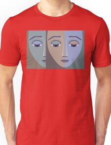 FACES #2 Unisex T-Shirt
