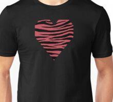 0204 Dark Terra Cotta Tiger Unisex T-Shirt