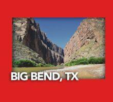Big Bend Landscape 2 Kids Tee