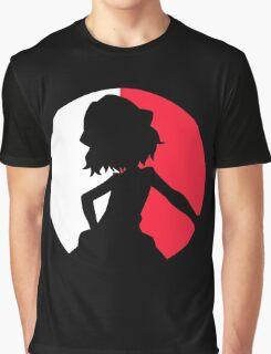 Pokemon Serena Silhouette Graphic T-Shirt