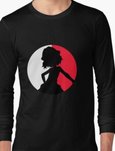 Pokemon Serena Silhouette Long Sleeve T-Shirt