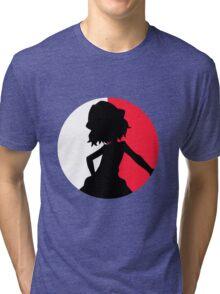 Pokemon Serena Silhouette Tri-blend T-Shirt