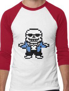 Sans - Ba dum tsss Men's Baseball ¾ T-Shirt