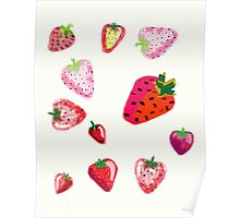 Strawberry Spectacular  Poster