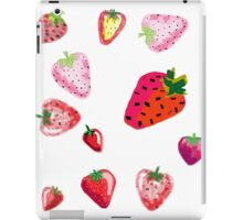 Strawberry Spectacular  iPad Case/Skin
