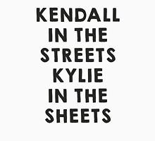 I'm both Kendall & Kylie Women's Fitted Scoop T-Shirt
