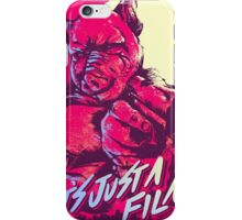 Hotline Miami 2: Wrong Number #4 iPhone Case/Skin