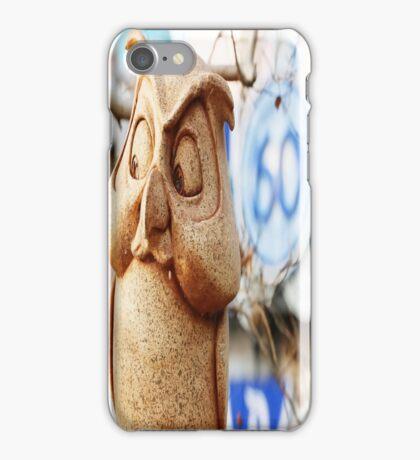 60th Owl iPhone Case/Skin