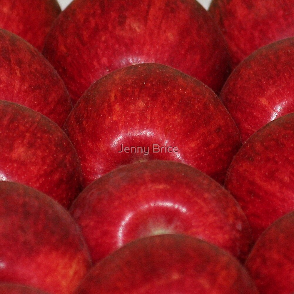An Apple A Day by Jenny Brice