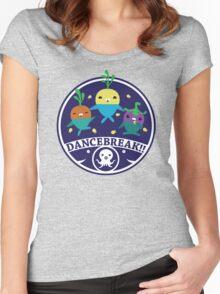 DANCEBREAK!! Women's Fitted Scoop T-Shirt