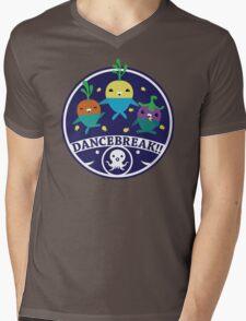 DANCEBREAK!! Mens V-Neck T-Shirt